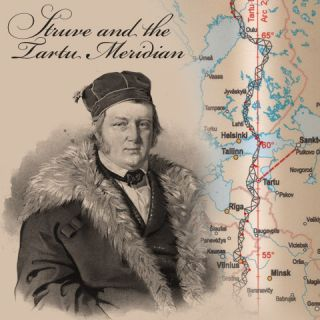 Struve and the Tartu Meridian