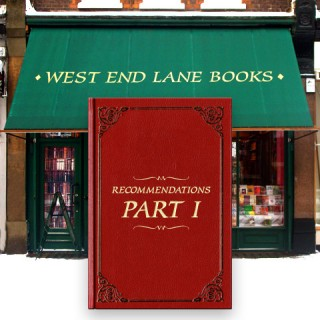 West End Lane Books Recommends Part I