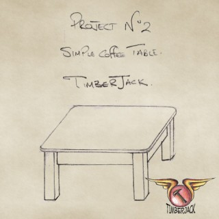 Timberjack's #2: Coffee Table